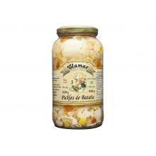Pickles de Batata