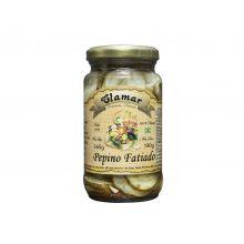 Pepino Fatiado
