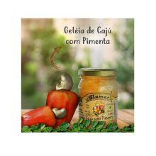 Geleia de Cajú com Pimenta